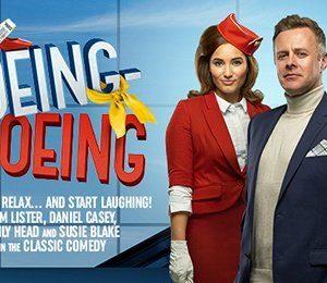 Boeing-Boeing at Richmond Theatre