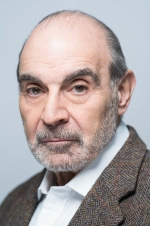 David Suchet - Dee McCourt (Borkowski Arts)