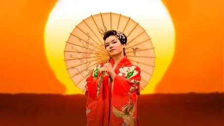 Ellen Kent's Madama Butterfly at Regent Theatre