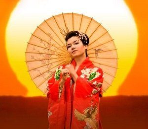 Ellen Kent's Madama Butterfly at Theatre Royal Brighton