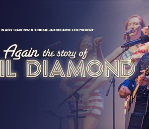 Hello Again Neil Diamond at Aylesbury Waterside Theatre