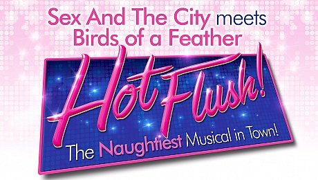 Hot Flush at Aylesbury Waterside Theatre
