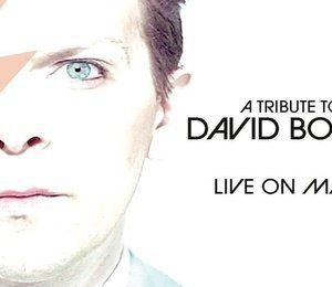 Live On Mars - A Tribute to David Bowie at Leas Cliff Hall
