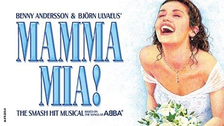 MAMMA MIA! at King's Theatre Glasgow