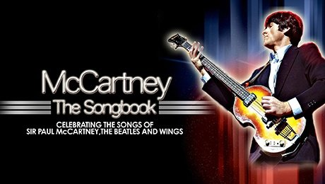 McCartney - The Songbook at King's Theatre Glasgow