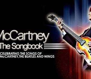 McCartney - The Songbook at Leas Cliff Hall