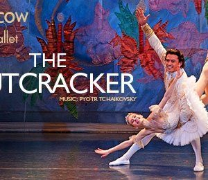 Moscow City Ballet presents The Nutcracker at Palace Theatre Manchester