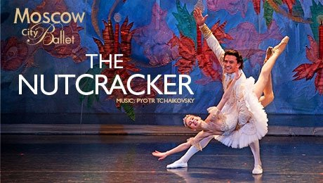 Moscow City Ballet presents The Nutcracker at Regent Theatre