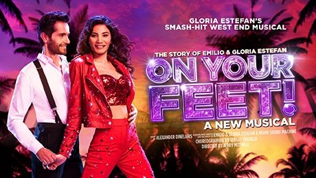On Your Feet at Liverpool Empire