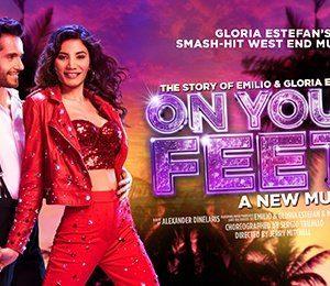 On Your Feet at Milton Keynes Theatre
