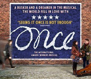 Once at Theatre Royal Brighton