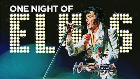 One Night of Elvis: Lee 'Memphis' King at Theatre Royal Brighton