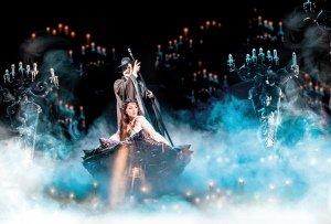 Phantom of the Opera - Tour - Photo Johan Persson