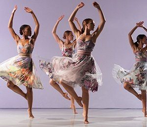 Richard Alston Dance Company at New Theatre Oxford