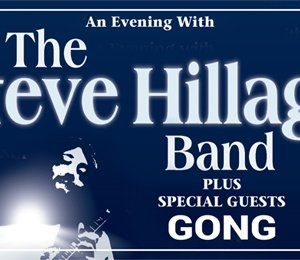 Steve Hillage + Gong at Aylesbury Waterside Theatre