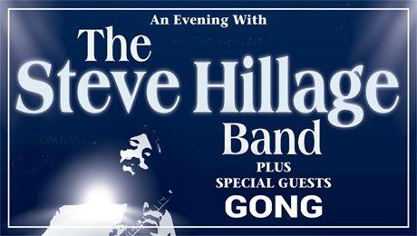 Steve Hillage + Gong at Aylesbury Waterside Theatre