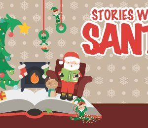 Stories With Santa at Piano Bar, New Theatre Oxford