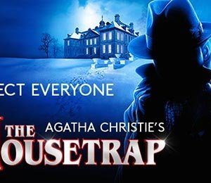 Touch Tour: The Mousetrap at Theatre Royal Glasgow