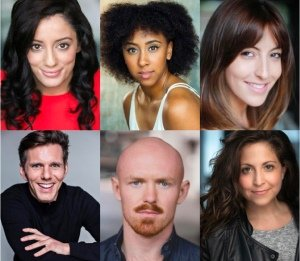 Brooklyn The Musical Cast