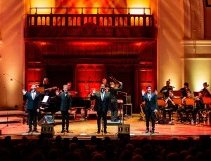 Main Men of Musicals at Cadogan Hall