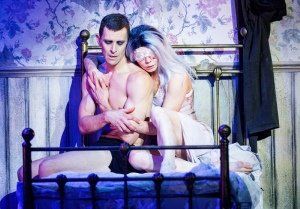 THE MOTHER featuring Natalia Osipova and Jonathan Goddard photo by Kenny Mathieson
