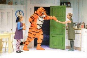 The Tiger Who Came To Tea UK Tour
