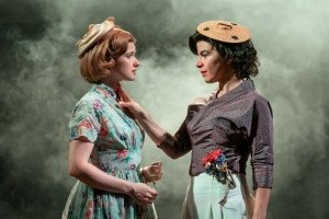 Karen Fishwick (Daisy) and Sirine Saba (Suzannah).