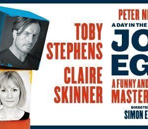 A Day in the Death of Joe Egg at Trafalgar Studios