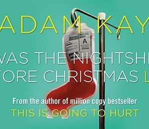 Adam Kay - The Nightshift Before Christmas at Victoria Hall