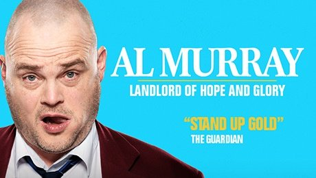 Al Murray: Landlord of Hope and Glory at Theatre Royal Brighton