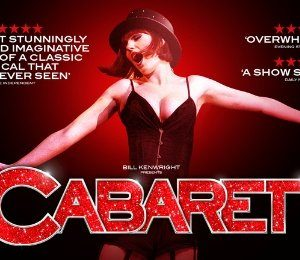 Cabaret at New Theatre Oxford