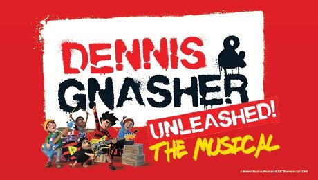 Dennis & Gnasher Unleashed at Palace Theatre Manchester