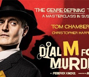 Dial M for Murder at Milton Keynes Theatre