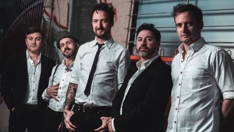 Frank Turner & The Sleeping Souls at Opera House Manchester