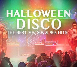 Halloween Disco at Leas Cliff Hall