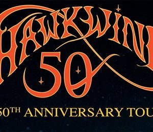 Hawkwind 50th Anniversary UK Tour at Theatre Royal Brighton