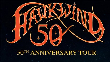 Hawkwind 50th Anniversary UK Tour at Theatre Royal Brighton