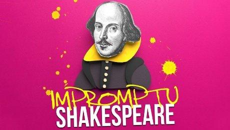 Impromptu Shakespeare at Studio at New Wimbledon Theatre