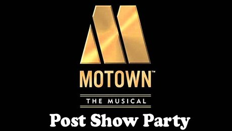 Motown The Musical Post Show Party at Piano Bar, New Theatre Oxford