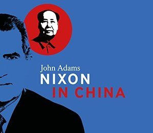 Nixon In China Pre-Show Talk at Theatre Royal Glasgow