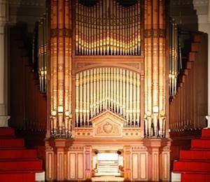 Organ Proms August 2019 at Victoria Hall