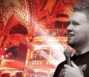 Paul Smith at Aylesbury Waterside Theatre