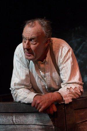 Shackleton's Carpenter - Jermyn Street Theatre - Malcolm Rennie (Harry McNish).