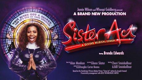Sister Act at Opera House Manchester