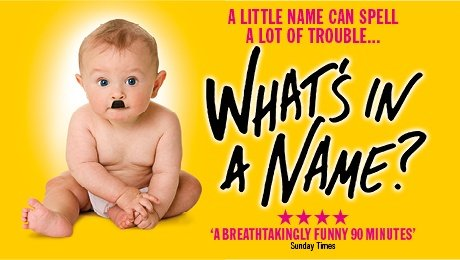 What's In A Name? at Grand Opera House York