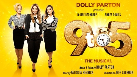 9 To 5 The Musical at King's Theatre Glasgow