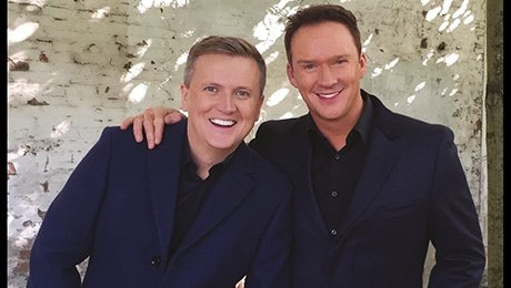Aled Jones & Russell Watson In Harmony at Victoria Hall