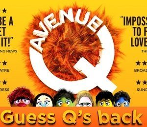 Avenue Q at Palace Theatre Manchester