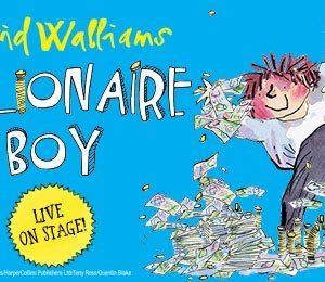 Billionaire Boy at The Alexandra Theatre, Birmingham