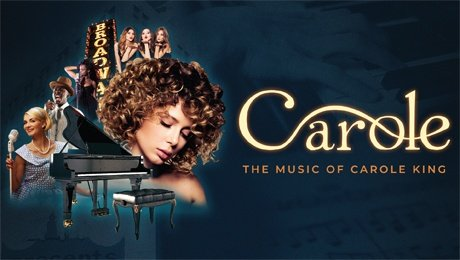 Carole - The Music of Carole King at Aylesbury Waterside Theatre